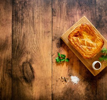 Why Do We Have Steak Pie on New Year's Day?