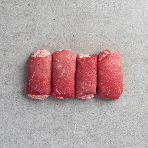 More views ofBeef Olives - 4oz x 4 pack