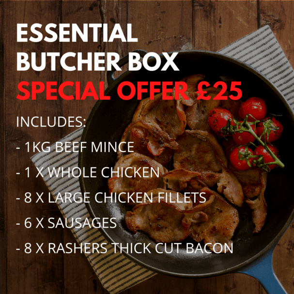 More views ofEssential Butcher Box